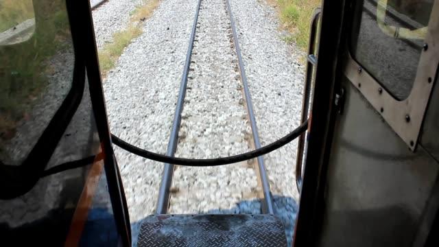 Uitvoeren van de trein