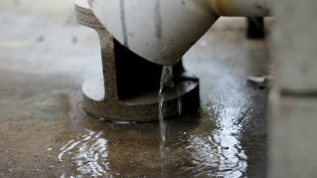 Running water, pipe, plumbing, construction