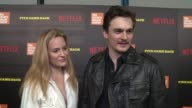 INTERVIEW Rupert Friend with Aimee Mullins talks about his excitement to watch five of his favorite directors talk about five of his favorite...