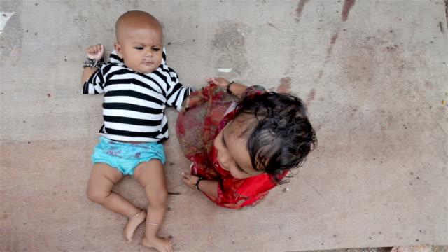 Rural Asian Indian infants