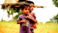 Ländliche Kinder