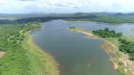 Ländliche Ackerland von Sri lanka