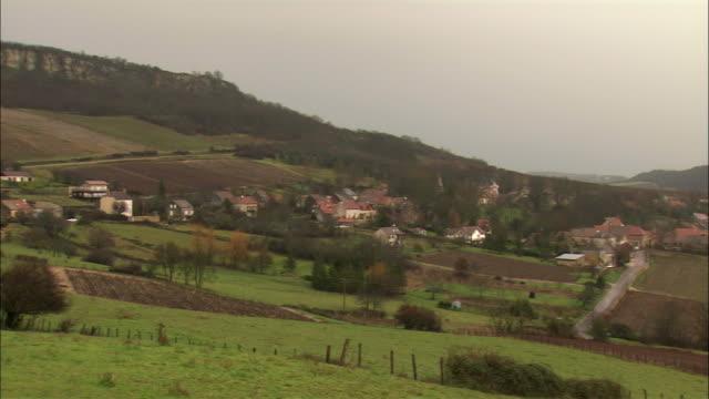 WS PAN Rural landscape / Burgundy, France