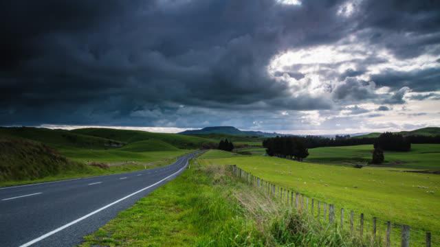 TIME LAPSE: Rural Landscape