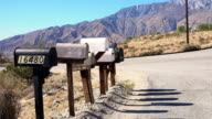 DS Rural mailboxes