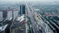 Rush Hour in Beijing