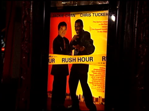 Rush Hour Premiere at the 'Rush Hour' Premiere at Grauman's Chinese Theatre in Hollywood California on September 9 1998