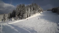 russbach gondola up 7
