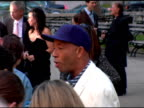 Russell Simmons at the 2006 Tribeca Film Festival Vanity Fair Party at State Supreme Courthouse in New York New York on April 26 2006