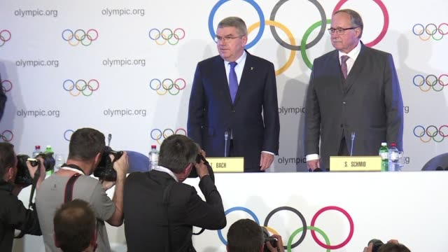 Russia were banned from the 2018 Winter Olympics on Tuesday over state sponsored doping but the International Olympic Committee said Russian...