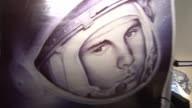 Russian cosmonaut Yuri Gagarin made history on 12 April 1961 when he circled the Earth in 108 minutes Moscow Russia