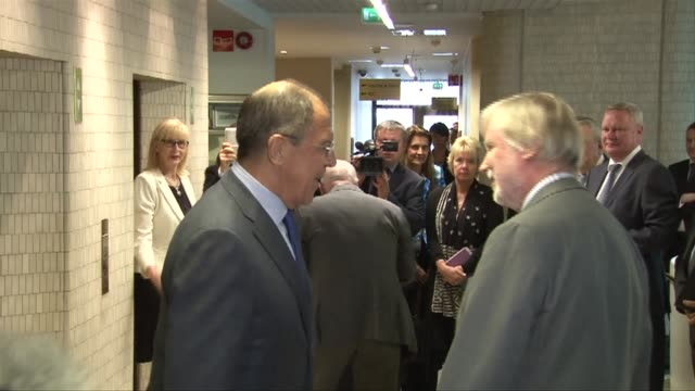 Russian Foreign Minister Sergei Lavrov held talks with his Finnish counterpart Erkki Tuomioja in Turku on Monday and underlined the importance of all...