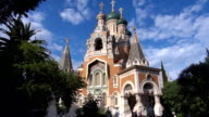 Russian Orthodox Cathedral - Nice, France