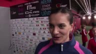 Russian pole vault star Yelena Isinbayeva faced outrage Friday from activists and fellow athletics legends after backing Russias controversial new...