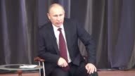 Russian President Vladimir Putin met with around 500 of his 2012 election campaign activists on Monday CLEAN Putin meets with 2012 on December 10...