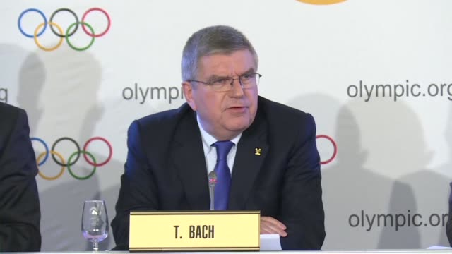 Russian state sponsored doping scheme constitutes an unprecedented attack on the integrity of the Olympic Games and sport the IOC chief Thomas Bach...