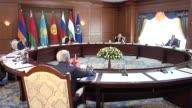 Russia's President Vladimir Putin Kyrgyzstan's President Almazbek Atambayev President of Kazakhstan Nursultan Nazarbayev President of Belarus...