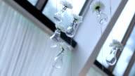 A rustic light on wedding