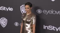 Ruth Negga at 18th Annual InStyle And Warner Bros Pictures Golden Globes AfterParty at The Beverly Hilton Hotel on January 08 2017 in Beverly Hills...