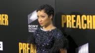 Ruth Negga at the Premiere Of AMC's 'Preacher' Season 2 on June 20 2017 in Los Angeles California