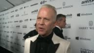 INTERVIEW Ryan Murphy on what it means to be receiving this honor why amfAR's work is so important at amfAR's Inspiration Gala Los Angeles 2015 in...