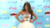 Ryan Newman at 2013 Teen Choice Awards Arrivals on 8/11/2013 in Universal City CA