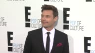 Ryan Seacrest at E Upfront 2012 at Gotham Hall on April 30 2012 in New York New York