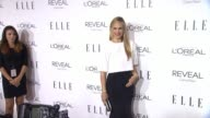 CLEAN ELLE's 21st Annual Women In Hollywood Celebration in Los Angeles CA