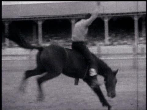 1940's Colorado rodeo