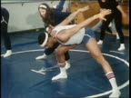 1980's Dancercise class