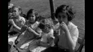 1930's Family Home Movie