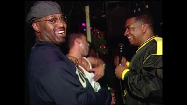 DJ's Frankie Knuckles David Morales and Tony Humphries interview at The Underground Network 1993