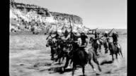 1930's - Native Americans on horseback