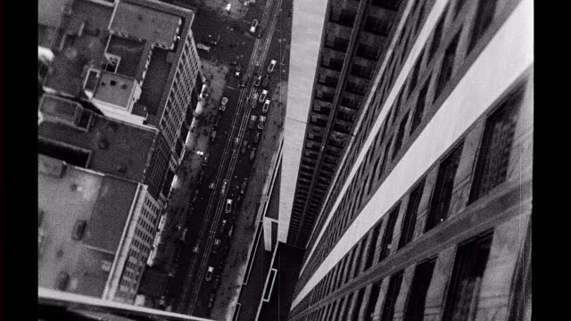 1930's - view  from the Empire State Building