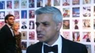 Sadiq Khan appoints new City Hall team ENGLAND London PHOTOGRAPHY*** Sadiq Khan interview SOT plans to be the coolest mayor Sadiq Khan poses for...