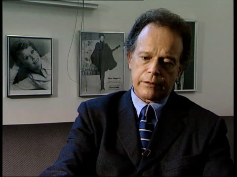 Reopening Sir Anthony Dowell interview SOT Talks of sympathies with the Royal Opera House and what they are doing in the meantime Dancers rehearsing