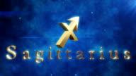 Sagittarius (Zodiac Air Signs) | Loopable