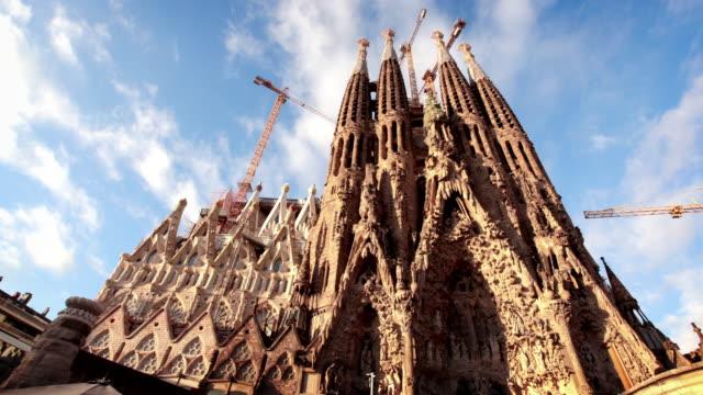 Sagrada Familia, Barcelona, Spanje