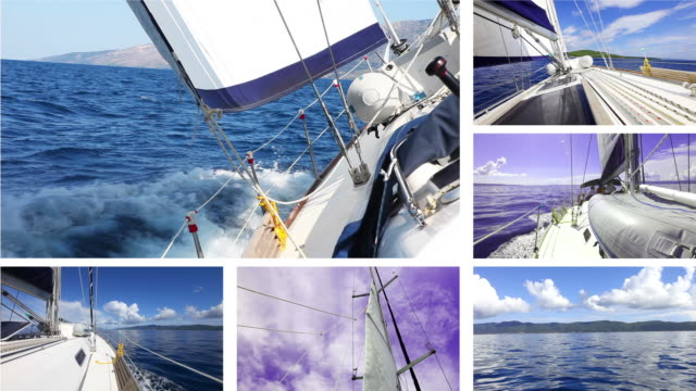 HD: Sailboat journey