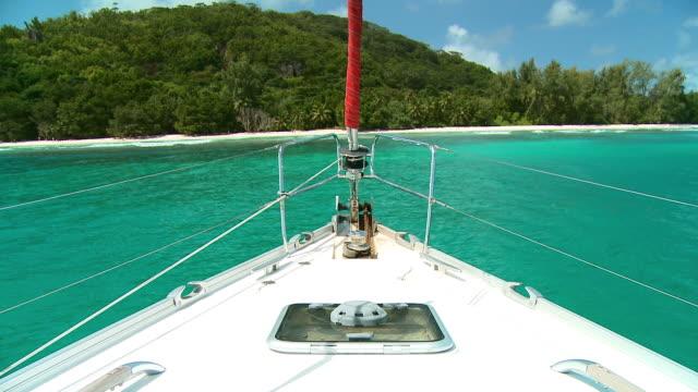 HD: Sailing in Seychelles