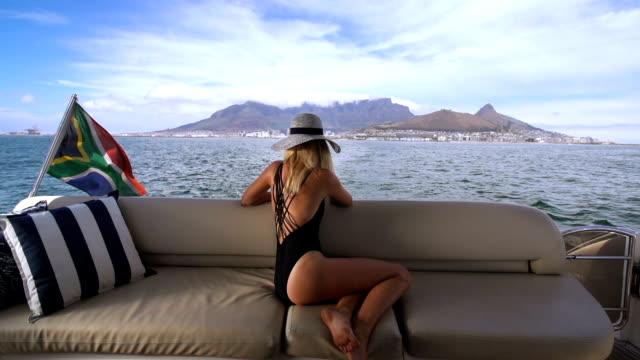 Sailing into the Cape