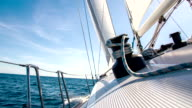 MS Sailing On The Sea