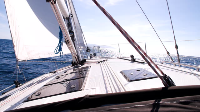 SLO MO WS Sailing The Sea