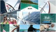 HD MONTAGE: Sailing