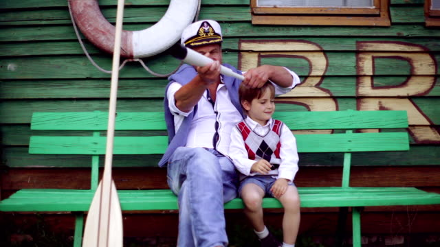 sailor's family