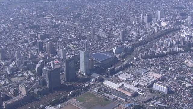 AERIAL, Saitama New Urban Center, Japan