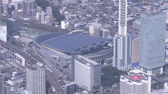 AERIAL, Saitama Super Arena, Japan