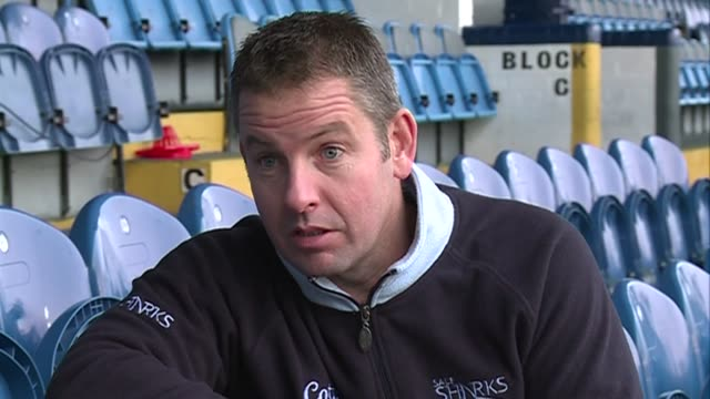 Sale Sharks' Head Coach on Sale's recent back to back wins against bath and Agen their defeat against Exeter and how they need to learn from defeat...