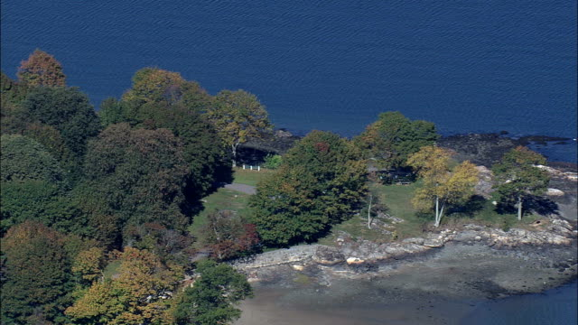 Salem Pioneer Village  - Aerial View - Massachusetts,  Essex County,  United States