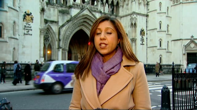Sally Roberts loses bid to prevent son Neon having radiotherapy for brain tumour DAY Reporter to camera Sally Roberts along as arriving at court